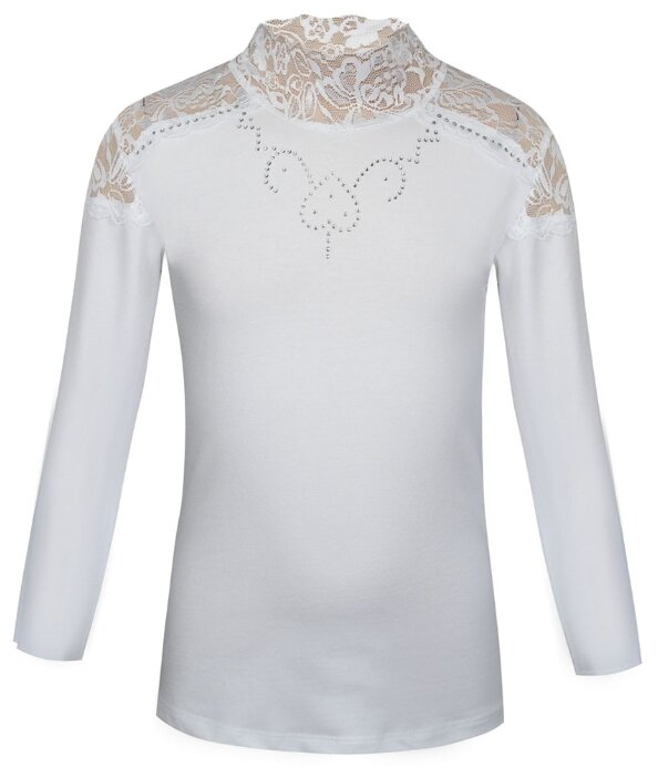 Блузка Matilda размер 164, белый
