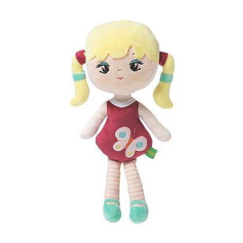 Мягкая игрушка Левеня Кукла Лина 35 см
