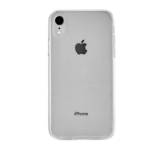 Чехол-накладка uBear Tone для Apple iPhone Xr transparent фото
