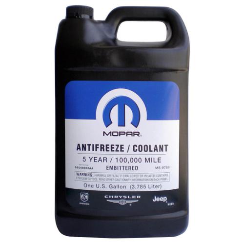цена на Антифриз Mopar Antifreeze/Cooolant Concentrate 5 Year 3.79 л