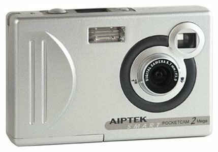 Фотоаппарат Aiptek PocketCam Smart 2 Mega