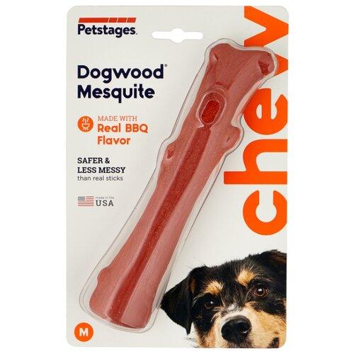 Игрушка для собак Petstages Mesquite Dogwood Палочка (30144) коричневый игрушка для собак petstages dogwood палочка деревянная малая