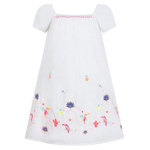 Платье Billieblush размер 98, белый