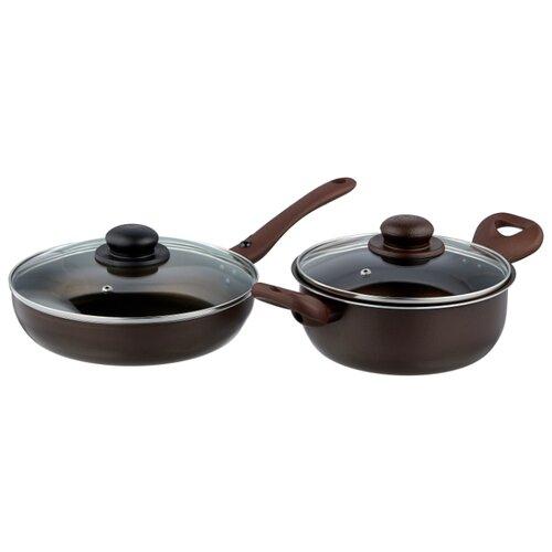 Набор посуды JARKO Compliment JBL-N100 5 пр. мокко