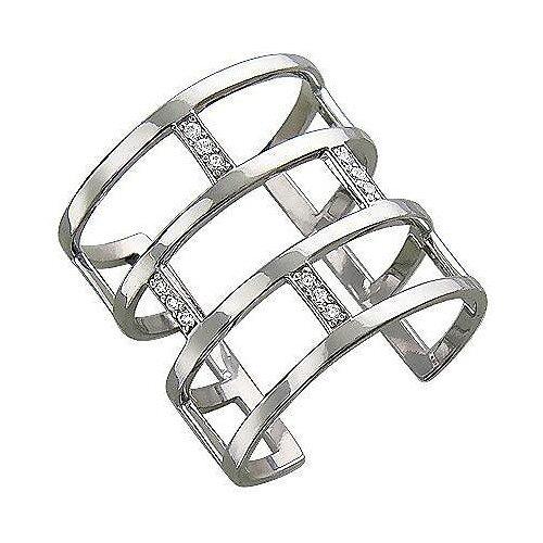 Эстет Кольцо с фианитами из серебра 01К158083, размер 17.5 фото