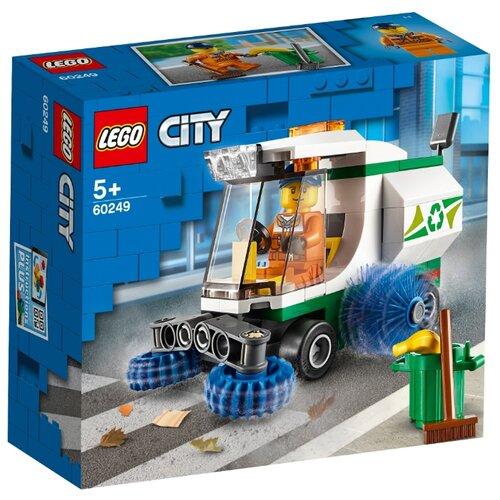 Купить Конструктор LEGO City 60249 Машина для очистки улиц, Конструкторы