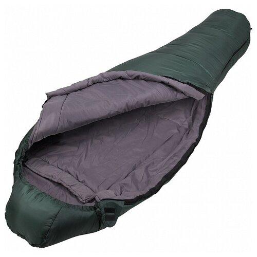 Спальный мешок Сплав Ranger 4 XL зеленый с правой стороны