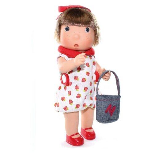 Кукла Lamagik Тилина в платье с клубничкой, 25 см, 7107C