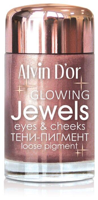 Alvin D'or Тени пигмент для век Jewels