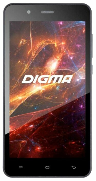 Смартфон Digma Vox S504 3G black