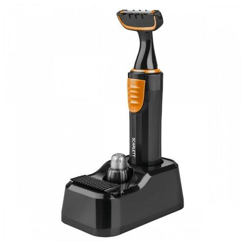 Триммер Scarlett SC-TR310M51 черный/оранжевый scarlett sc 41 1507
