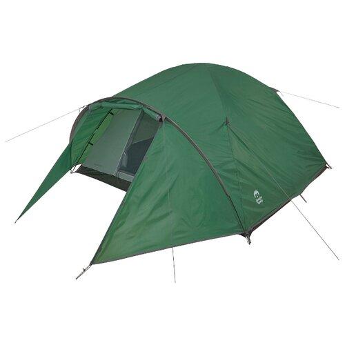 Палатка Jungle Camp Vermont 4 зеленый палатка jungle camp lite dome 4 mono dome 4 зеленый серый 70813 70883