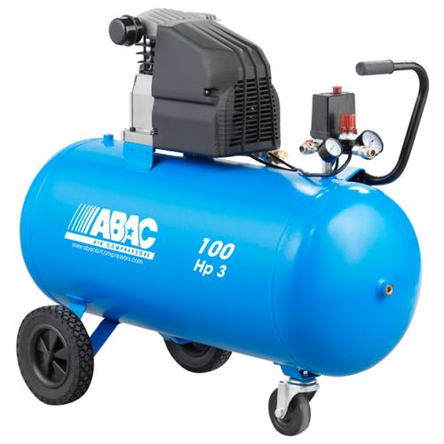 Компрессор масляный ABAC Estoril L30P, 90 л, 2.2 кВт по цене 46 210