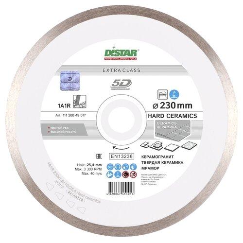 Диск алмазный отрезной Di-Star 1A1R Hard Ceramics (11120048017), 230 мм 1 шт. недорого