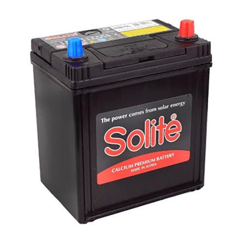 Автомобильный аккумулятор Solite CMF44AL BH автомобильный аккумулятор solite cmf 78 750