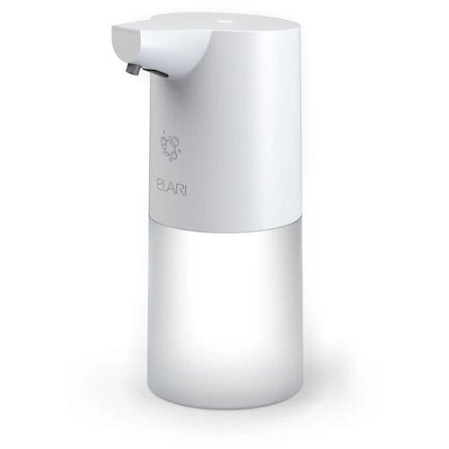 Фото - Дозатор сенсорный для жидкого мыла ELARI SSD-01, белый elari nanopods sport белый