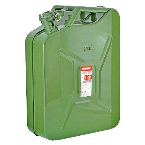 цена на Канистра skyway S02601003, 20 л, зеленый