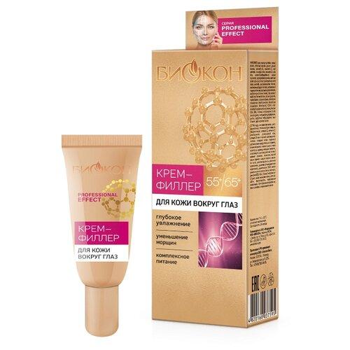 Биокон Крем-филлер для кожи вокруг глаз Professional Effect 55+/65+ 25 мл