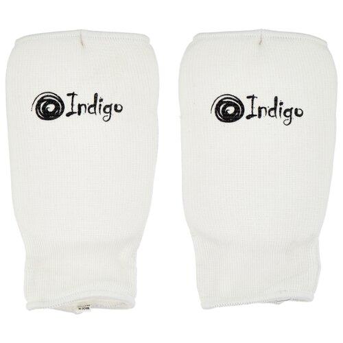 Перчатки Indigo PS-1305 для карате, тхэквондо белый XL