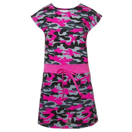 Платье M&D размер 116, малиновый
