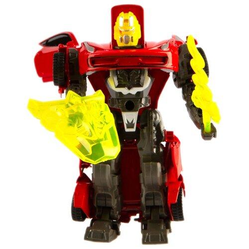 Купить Трансформер Play Smart Герой перевоплощения красный/серый, Роботы и трансформеры