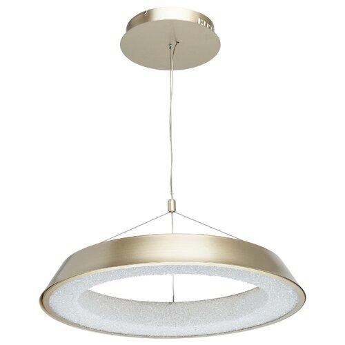 Светильник светодиодный De Markt Перегрина 703011001, LED, 40 Вт regenbogen life подвесной светильник перегрина