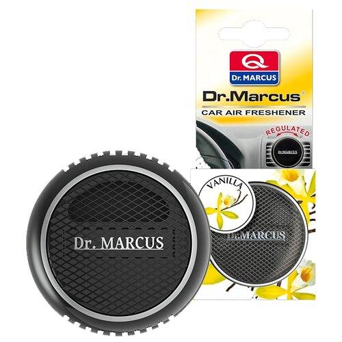 Dr. Marcus Ароматизатор для автомобиля Speaker Shaped Vanilla гелевый ароматизатор для автомобиля vanilla cupcake