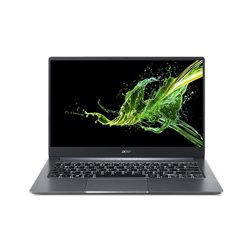 Ноутбук Acer SWIFT 3 SF314-57-58ZV (NX.HJFER.00E), серый ультрабук acer swift 3 sf314 57 340b nx hjfer 009 серый