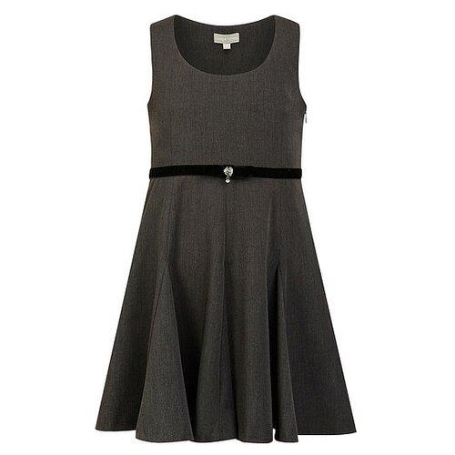 Платье Silver Spoon размер 158, серый