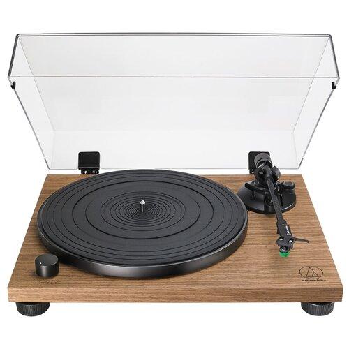 Купить Виниловый проигрыватель Audio-Technica AT-LPW40WN walnut