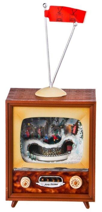 Фигурка декоративная Lefard, Телевизор, 11,5*9,5*14 см, с музыкой 234-143