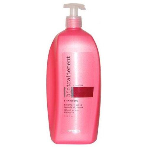 Купить Brelil Professional шампунь BioTraitement Colour для окрашенных волос 1000 мл с дозатором