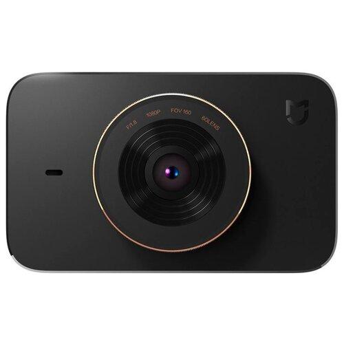 Видеорегистратор Xiaomi Mi Dash Cam 1S (QDJ4032GL) черный