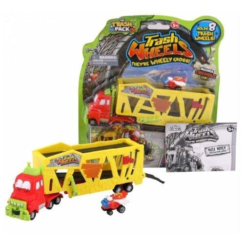 Купить Игровой набор Moose Монстры на колесах. Помойный Экспресс 68141, Игровые наборы и фигурки