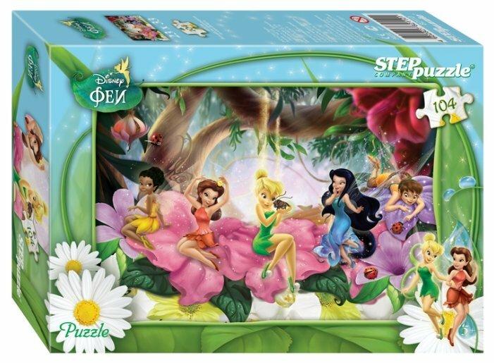 Пазл Step puzzle Disney Феи (82110), 104 дет.