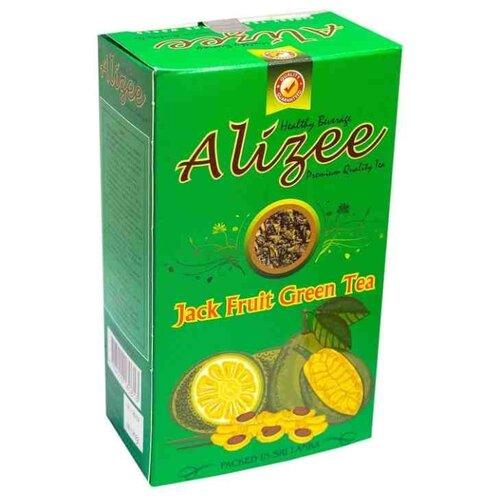 цены Чай зеленый Alizee Jack fruit, 100 г