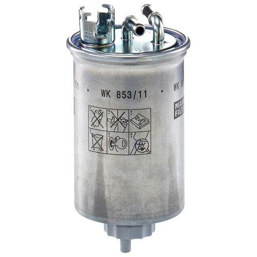 Топливный фильтр MANNFILTER WK853/11