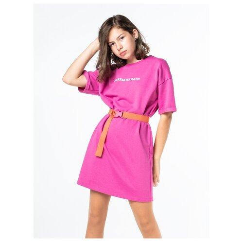 Платье Orby размер 164, супер розовый