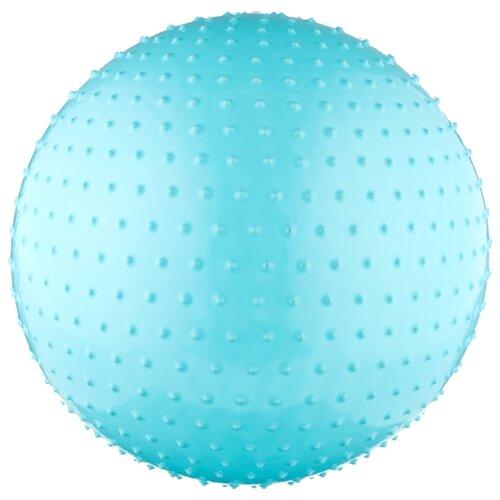 Фитбол ATEMI AGB-02-65, 65 см голубой фитбол atemi agb 01 55 55 см салатовый