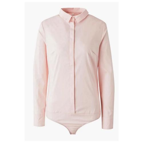 Рубашка Befree размер 46 розовый джинсы befree befree be031ewuxv50