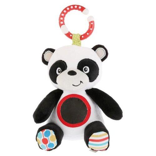 цена Подвесная игрушка Fisher-Price Панда (GH62741) белый/черный онлайн в 2017 году