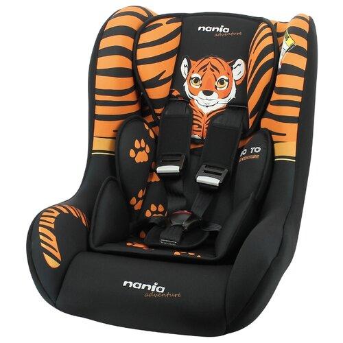 Автокресло группа 0/1/2 (до 25 кг) Nania Trio SP Comfort Animals, tiger автокресло группа 1 2 3 9 36 кг little car ally с перфорацией черный