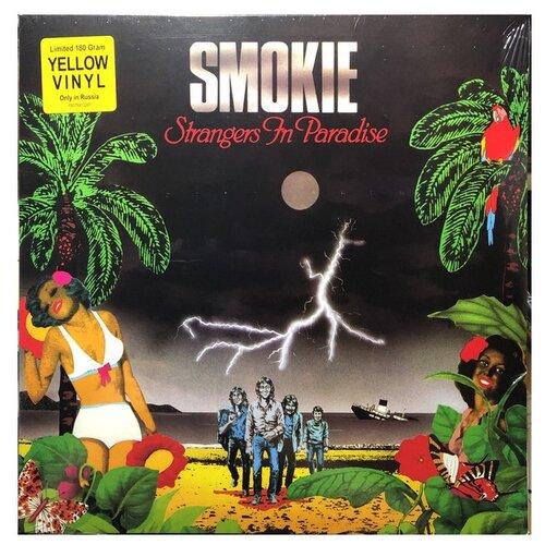Smokie. Strangers In Paradise- преимущества, отзывы, как заказать товар за 2249 руб. Бренд Sony Music