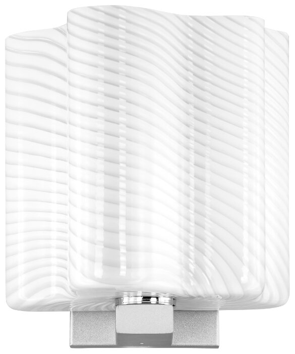 Настенный светильник Lightstar Nubi ondoso 802611, 40 Вт