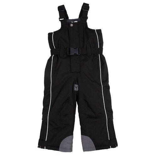 Купить Полукомбинезон Chicco 09095595 размер 86, 098 темно-серый, Полукомбинезоны и брюки