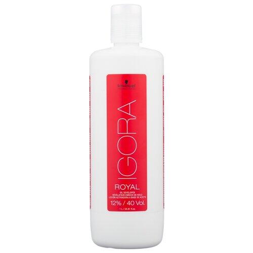 IGORA Royal Лосьон-окислитель на масляной основе, 12%, 1000 мл sp igora royal лосьон окислитель для волос 3 6 9 12