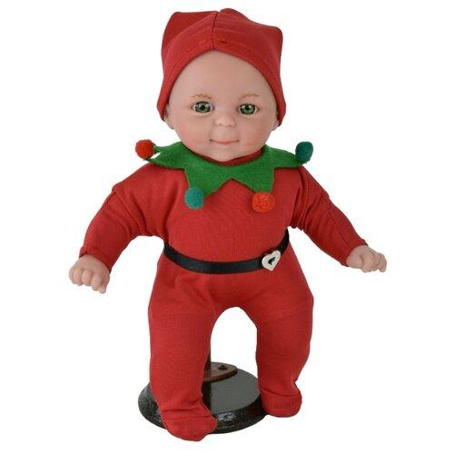 Пупс Vidal Rojas в красном костюме, 26 см, 5582