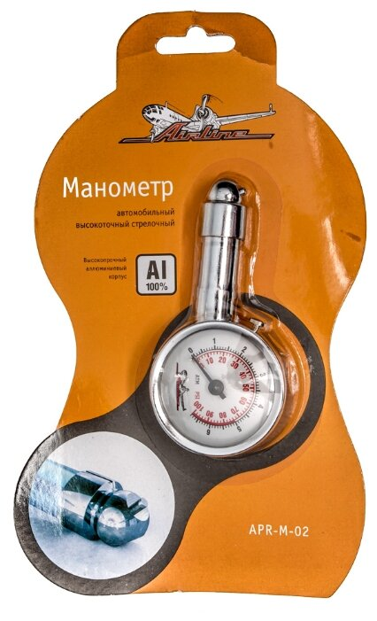 Аналоговый манометр Airline APR-M-02