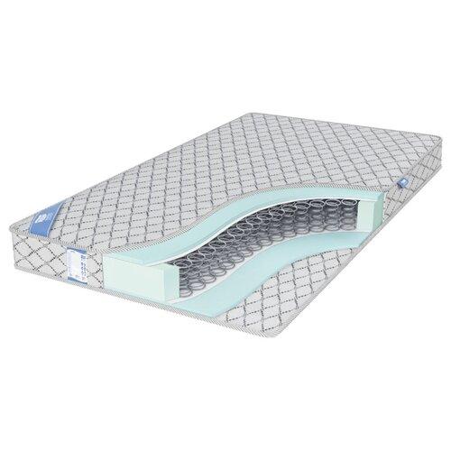 Матрас Промтекс-Ориент EcoRest Стандарт 2 120x190 пружинный серебристый матрас промтекс ориент ecorest комби 2 120x190 пружинный серебристый