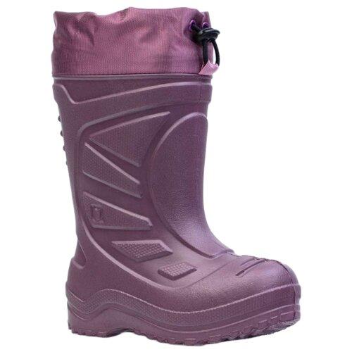 Резиновые сапоги КОТОФЕЙ размер 26, розовый